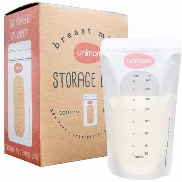 Unimom Breast Milk Storage Bags