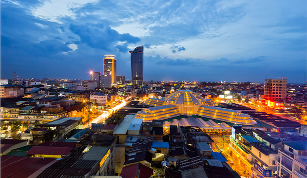 Top 5 Best Places to Visit in Phnom Penh (Cambodia)