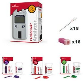 Cardio Chek Home Cholesterol Test Kits