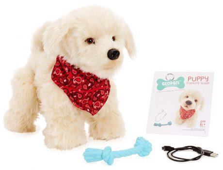 Georgie Robot Dog Toys