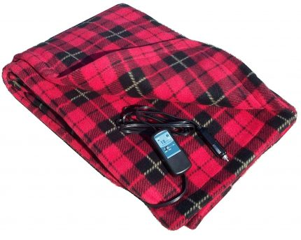 Heated Fleece Electric Blankets