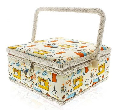Juvale Sewing Baskets