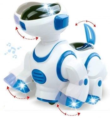 Liberty Imports Robot Dog Toys