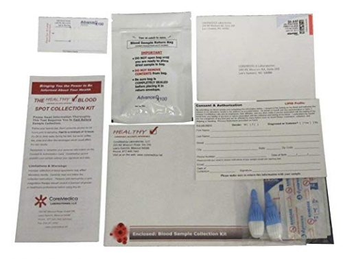 Solana Health Home Cholesterol Test Kits