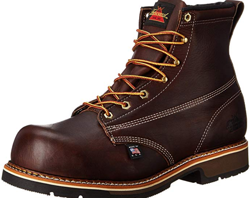 1be41085ed9 Top 10 Best Most Comfortable Work Boots for Men in 2019 - IDSESMEDIA