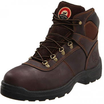 Irish Most Comfortable Work Boots for Men
