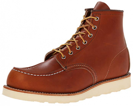 Red Wing Most Comfortable Work Boots for Men