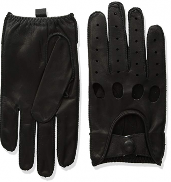 Isotoner Driving Gloves for Men