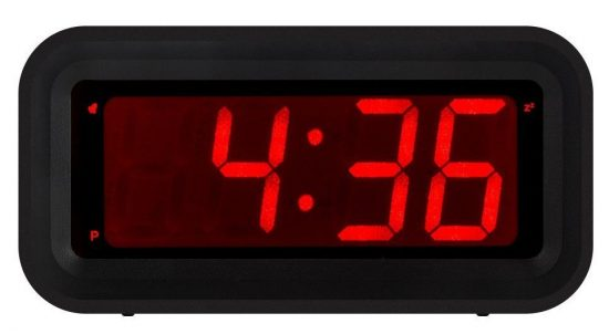 KWANWA Travel Alarm Clocks