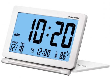 SESTP Travel Alarm Clocks