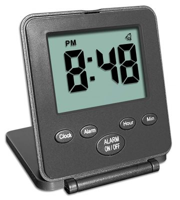 Travelwey Travel Alarm Clocks