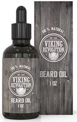 Viking Revolution Beard Growth Oils