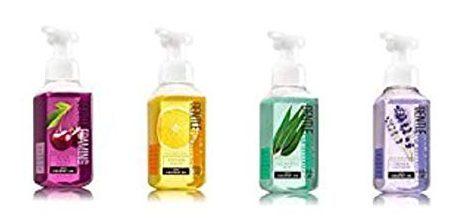 Bath & Body Works Hand Soaps