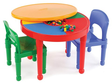 Tot Tutors Lego Tables