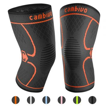 CAMBIVO Knee Braces for Running