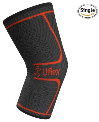 UFlex Athletics Knee Braces for Running