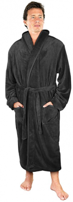 NY Threads Bathrobes