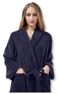Pembrook Bathrobes