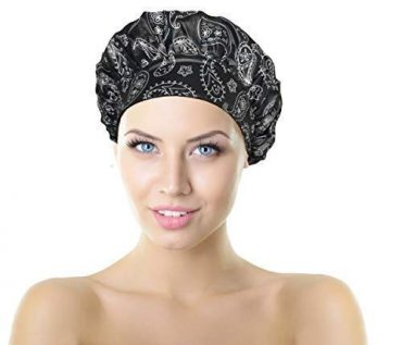 TIARA Shower Cap Shower Caps