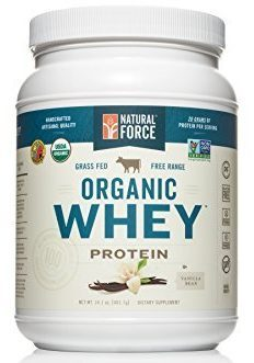 Natural Force Gluten Free Protein Powders