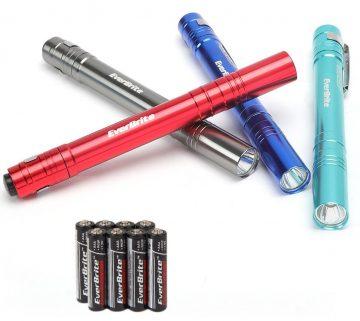 EverBrite Pocket Flashlights