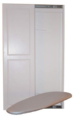 Slide-Away Ironing Boards Ironing Board Cabinets