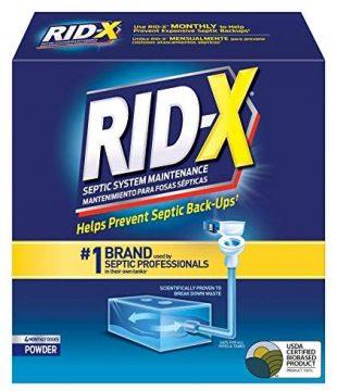 Rid-X Drain Cleaners