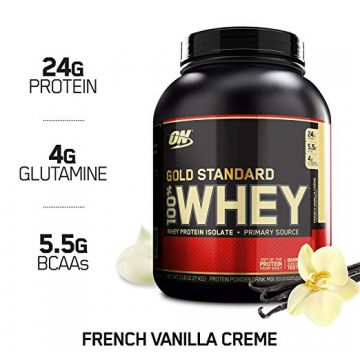 Optimum Nutrition Gluten Free Protein Powders