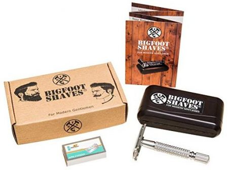 Bigfoot Shaves Shaving Kits for Men