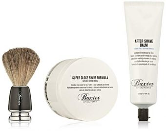 Baxter Shaving Kits for Men