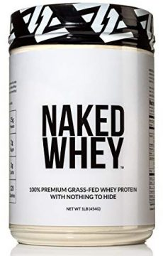 NAKED nutrition Gluten Free Protein Powders