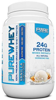 Pure Label Nutrition Gluten Free Protein Powders