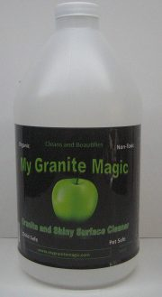 My Granite Magic Organic Daily Use Cleaner Granite Cleaners