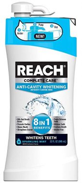 Reach Teeth Whitening Mouthwash
