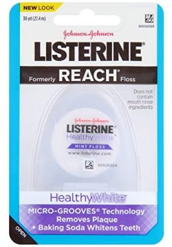 Listerine Teeth Whitening Mouthwash
