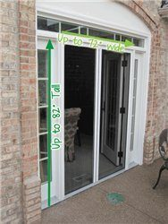 Screen Solutions Inc Retractable Screen Doors