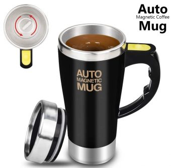 EForces Self Stirring Mugs