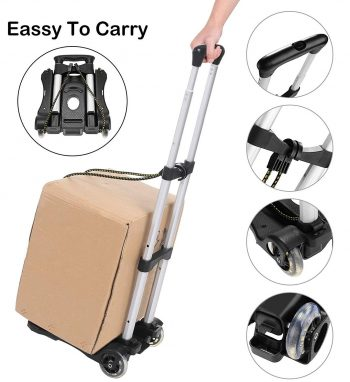 COOCHEER Luggage Carts