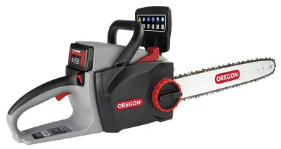 Oregon Cordless Electric Chainsaws