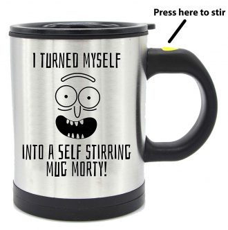 Vick Express Self Stirring Mugs