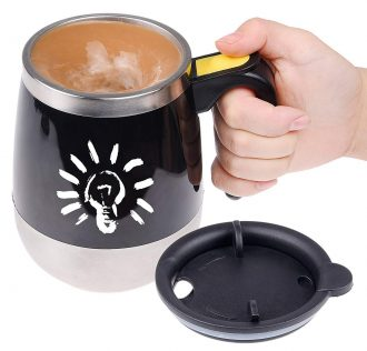 Kare & Kind Self Stirring Mugs