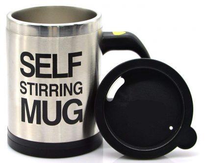 AZFUNN Self Stirring Mugs