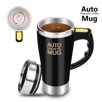 Dr. Prepare Self Stirring Mugs
