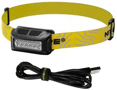 Nitecore Rechargeable Headlamps