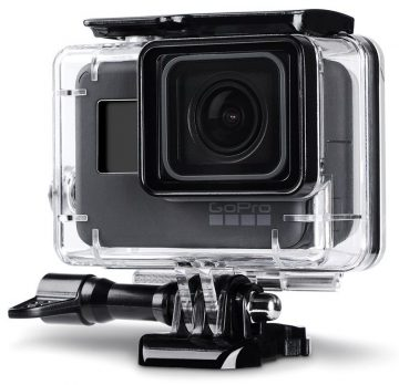 Trehapuva GoPro Waterproof Cases