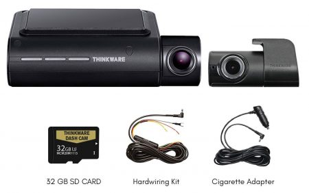 Thinkware Motorcycle Dash Cams