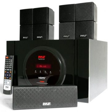 Pyle Wireless Surround Sound Systems