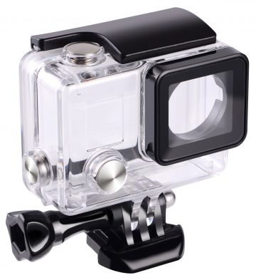 Suptig GoPro Waterproof Cases