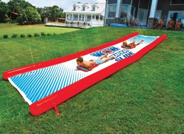 WOW World of Watersports Best Slip and Slides
