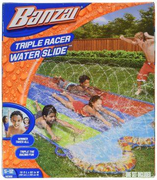 Banzai Best Slip and Slides